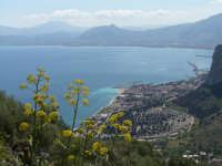 panoramica dal Monte Pellegrino PALERMO Andrea