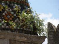 particolare campanile chiesa di S. Stefano  - Geraci siculo (3080 clic)