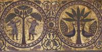 Castello della Zisa. Particolare mosaici. PALERMO Andrea