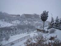 troina sotto la neve  - Troina (9100 clic)