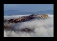panorama con nebbia  - Calascibetta (10286 clic)