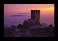 Tramonto  - Erice (4281 clic)