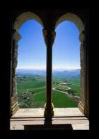 veduta dal castello  - Mussomeli (10119 clic)