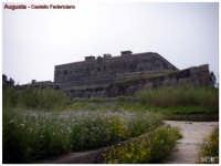 Castello in fiore  - Augusta (2839 clic)