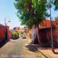 Strada di Paese (via Trinità, Mascalucia) (669 clic)