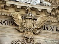 Particolare del Duomo di Siracusa (1022 clic)