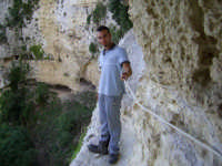 Cava Grande del Cassibile - passaggio nei Dieri.  - Avola (7199 clic)