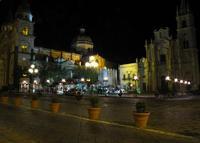 Natale 2010 - Piazza Duomo   - Acireale (3291 clic)