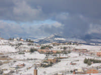 Paesaggio innevato  - Troina (8133 clic)
