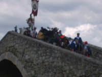 Attraversamento del ponte Faidda dei Ramara  - Troina (6126 clic)