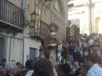 Discesa fercolo di San Silvestro  - Troina (2165 clic)