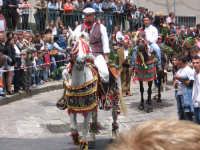 Festa di San Silvestro 'ddarata  - Troina (5441 clic)