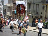 Festa di San Silvestro 'ddarata  - Troina (4620 clic)