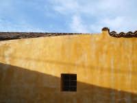 Laterale della chiesetta della Madonna del Carmine  - Lentini (4126 clic)