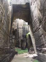 Calarossa, cave di pietra abbandonate  - Favignana (4853 clic)