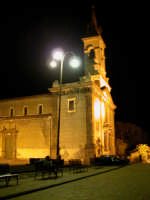 Arcipretura Chiesa Madre San Nicola sec.XV Piazzale Belvedere  - Trecastagni (2136 clic)
