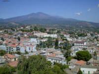 Arcipretura Chiesa Madre San Nicola sec.XV Panorama Etna  - Trecastagni (3197 clic)