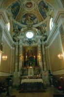 Arcipretura Chiesa Madre San Nicola - Chiesa Maria SS.della Misericordia detta dei Bianchi Interno Altare Maggiore  - Trecastagni (2617 clic)