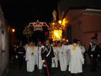 Festa Patronale San Nicola Processione serale a spalla   - Trecastagni (2544 clic)