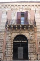 Palazzo Frangipane.    - Licata (2085 clic)