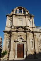 Chiesa del Carmine   - Licata (2937 clic)