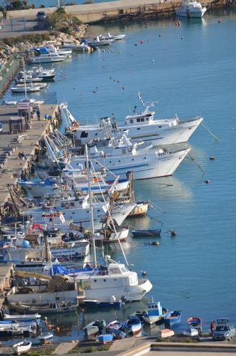 Porto peschereccio.  - LICATA - inserita il 02-May-12