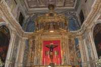 CAPPELLA DEL CROCIFISSO NERO, CHIESA MADRE.  - Licata (7088 clic)