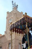 Madonna addolorata di Sant'Agostino in processione.    - Licata (2033 clic)