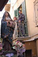 Madonna Addolorata in processione.    - Licata (3977 clic)
