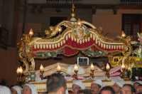 VENERDI' SANTO:CRISTO DEPOSTO DENTRO L'URNA LIGNEA, VENERABILE CONFRATERNITA DELLA MISERICORDIA  - Licata (6212 clic)