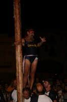 Personaggio grottesco durante la festa di S. Angelo  - Licata (5178 clic)
