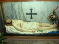 Cristo Morto  - Castelbuono (6248 clic)