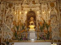 festa patronale di Sant'Anna; esposizione delle Reliquie nella cappella Palatina 25-26-27 Luglio  - Castelbuono (13146 clic)