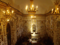 festa patronale di Sant'Anna; la cappella Palatina  - Castelbuono (9113 clic)