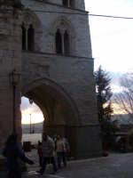 la torre campanaria della chiesa madre  GANGI Angelo Cucco