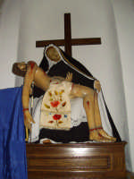 chiesa di San Cataldo, la Pietà GANGI Angelo Cucco