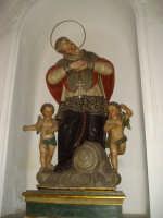 chiesa di San Cataldo, Sant'Alfonso GANGI Angelo Cucco