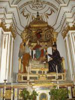 chiesa di San Cataldo, Madonna degli Agonizzanti  GANGI Angelo Cucco