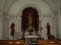 chiesa del monte, altare del Santissimo GANGI Angelo Cucco