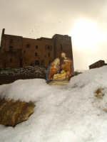 la neve  - Castelbuono (4741 clic)