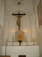 altare del crocifisso  - Collesano (4525 clic)