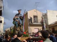 processione dei miracoli o dello Spirito Santo; nella foto San Rocco e San Vito; Gangi GANGI Angelo