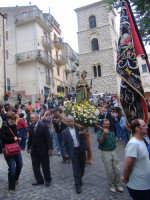 processione dei miracoli o dello Spirito Santo; Santa Venera e Santa Veronica Giuliani; Gangi  - Gangi (5653 clic)