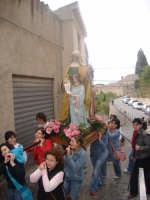 processione dei miracoli o dello Spirito Santo; Sant'Anna;  Gangi GANGI Angelo Cucco