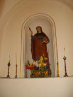 santa Rosalia chiesa di San Giuseppe dei ricchi GANGI Angelo Cucco