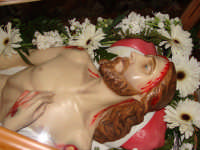Cristo Morto  - Castelbuono (6401 clic)