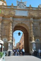 Porta Garibaldi Marsala Porta Garibaldi  - Marsala (1600 clic)