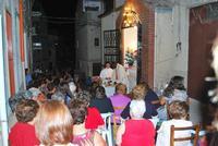 Messa di ferragosto all'aperto Messa di ferragosto nei quartieri di Chiusa Sclafani (Madunnuzza)  - Chiusa sclafani (2404 clic)
