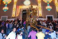 SS. Crocifisso 2011 Processione SS. Crocifisso con Santi.   - Chiusa sclafani (3694 clic)