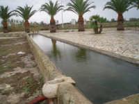 Antico abbeveratoio,del 1600, sulla strada che da Marausa va verso il lido  - Marausa (8497 clic)